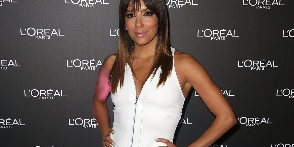 War Eva Longoria beim Beauty-Doc?