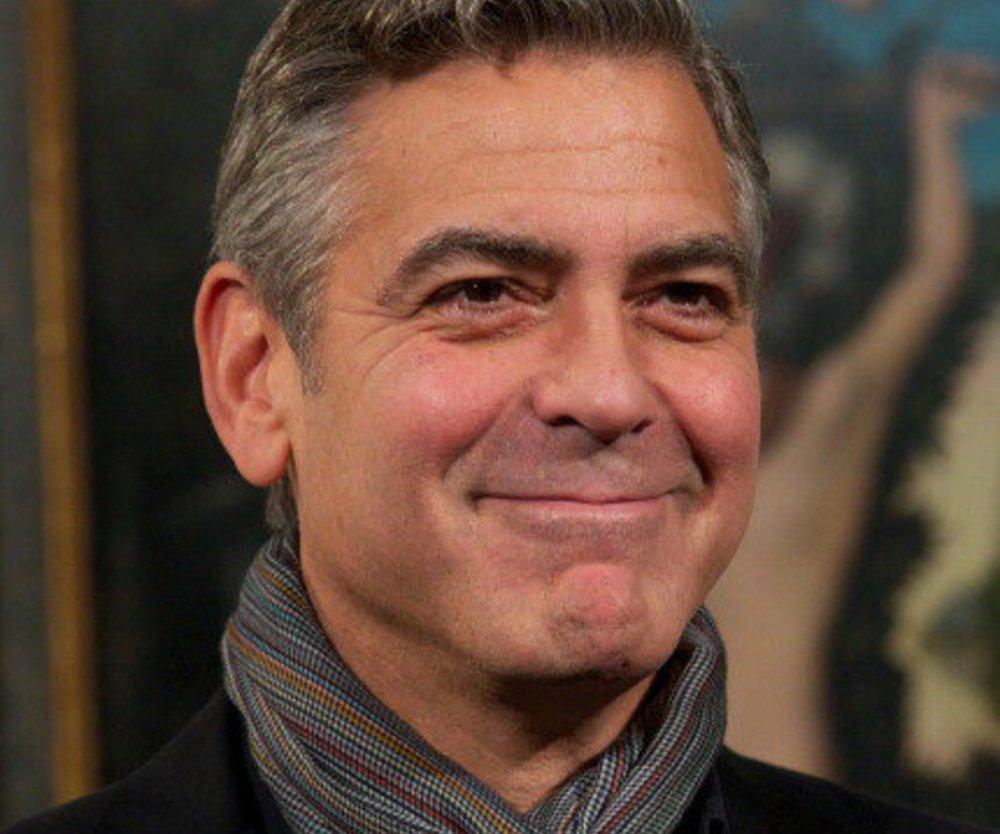 George Clooney: Verlobungsfeier am Muttertag