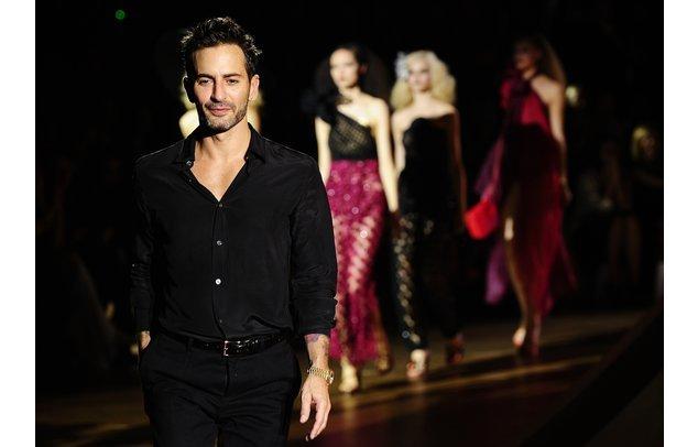 Marc Jacobs mit seiner Mode