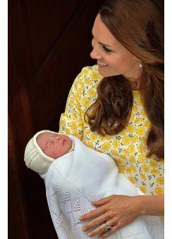 Prinzessin Charlotte schläft angeblich durch