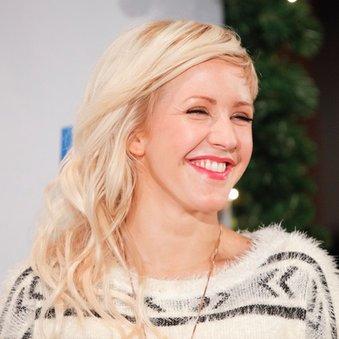 Popstar Ellie Goulding