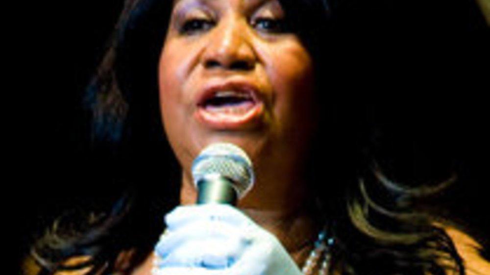 Aretha Franklin sagt Konzerte ab