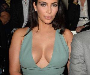 Kim Kardashian: Heiße Bikinifotos bei Instagram