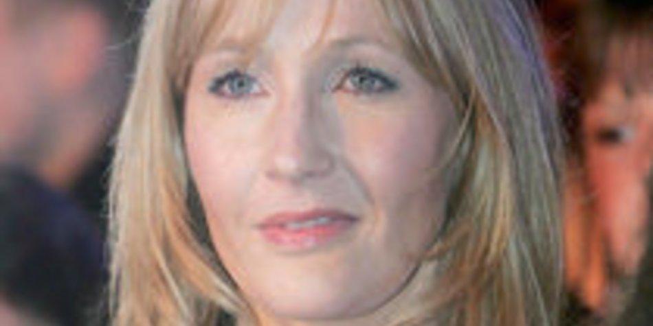 Harry Potter-Autorin J. K. Rowling bekommt Literaturpreis