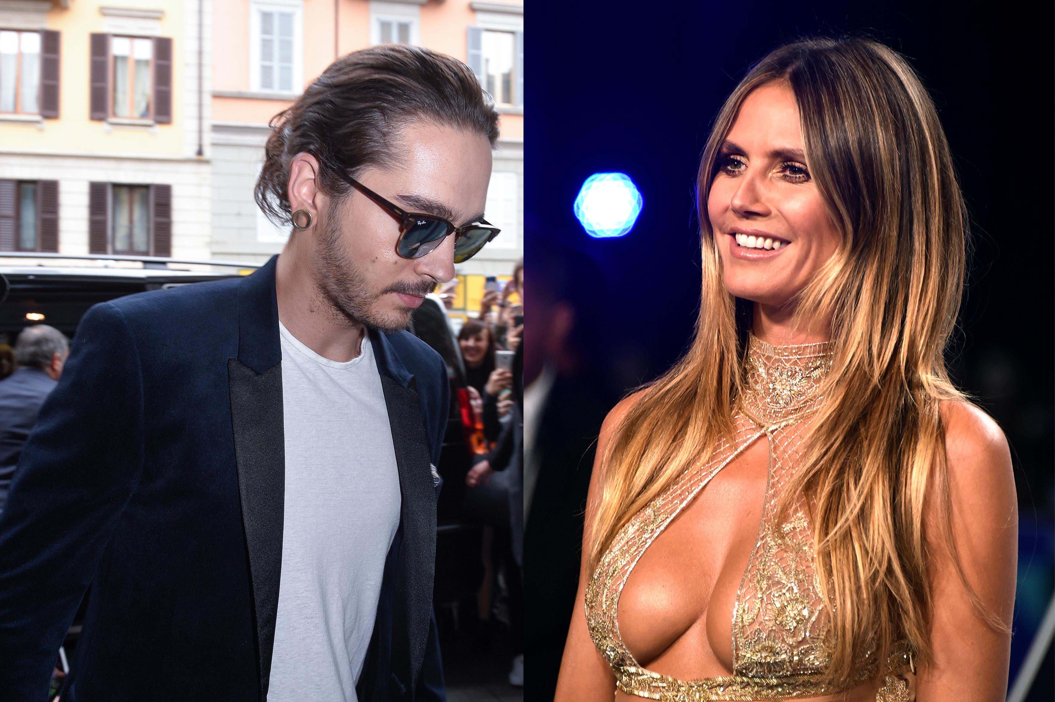 """Hier lesen: """"Mein Gott, wie primitiv"""" – Haben Heidi Klum und Tom Kaulitz hier Sex?"""