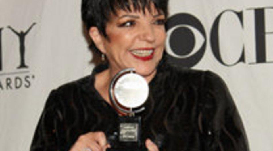 Liza Minelli: Operation statt Grammy's