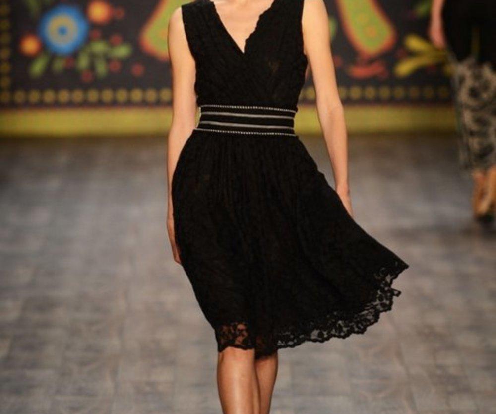 Berlin Fashion Week 2012: Lena Hoschek