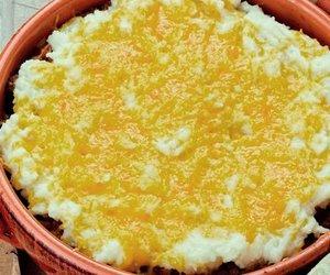 Kartoffelpüree Auflauf