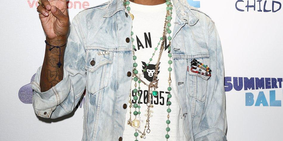 Pharrell Williams: Gemeinsamer Song mit One Direction?