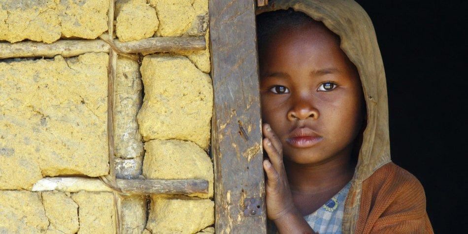 Jede Minute sterben zwei Kinder an Lungenentzündung