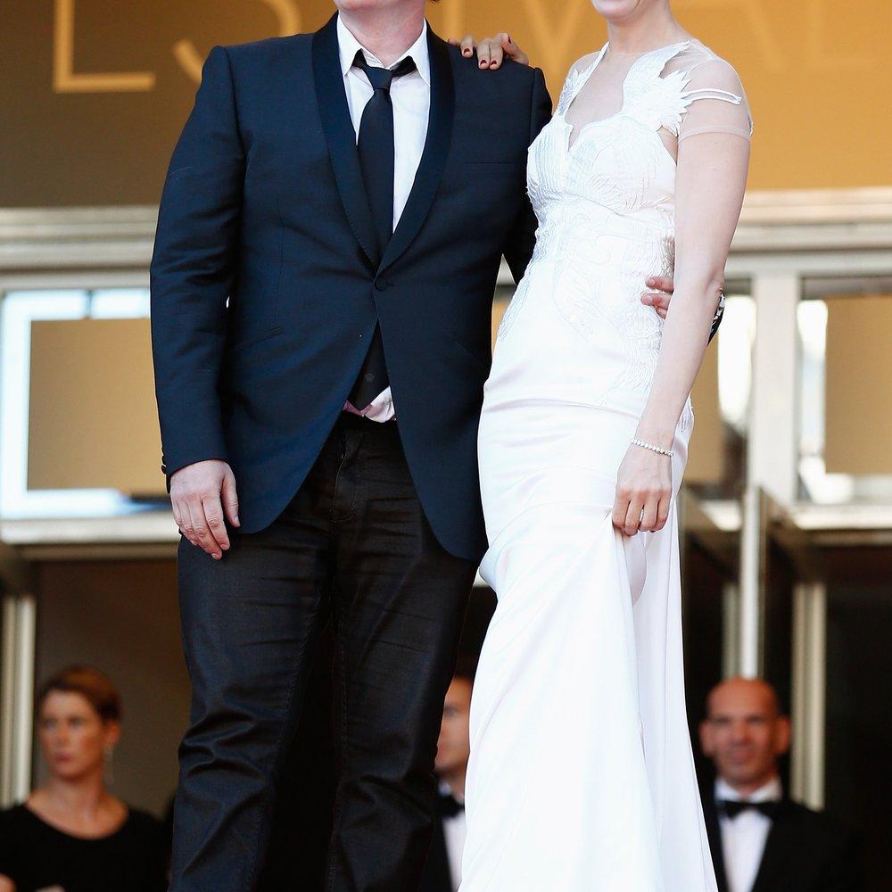 Uma Thurman: Ist sie mit Quentin Tarantino zusammen?