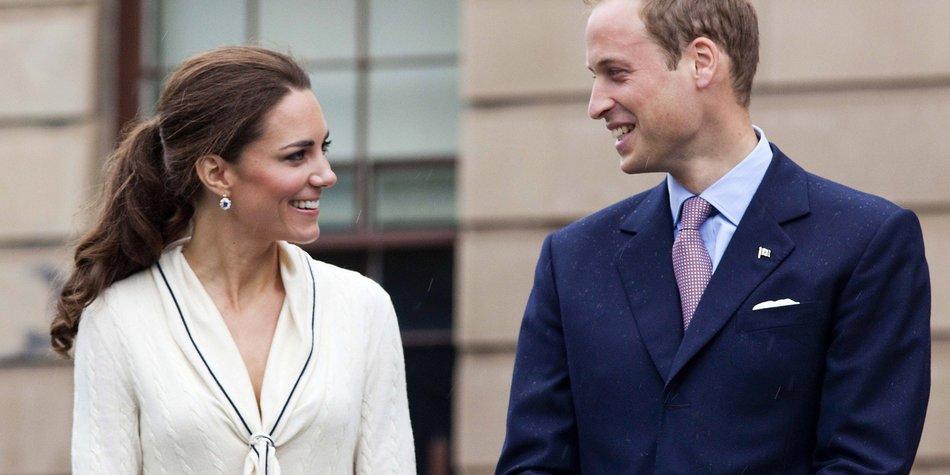 Kate Middleton: Ihr Baby bekommt den Prinzen-Titel!