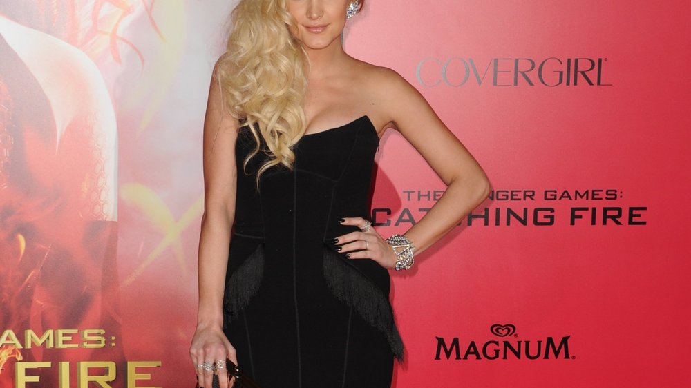 Ashlee Simpson feiert glamouröse Verlobungsparty