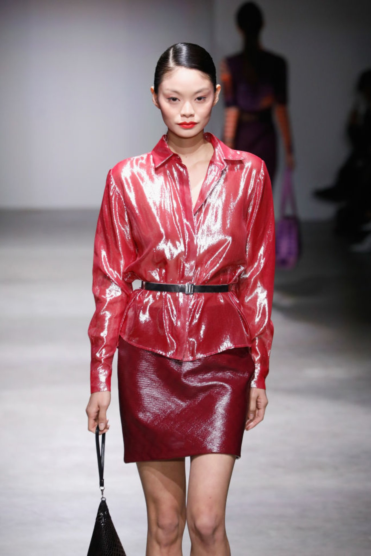 Fashion Week Model Vinyl Jacke