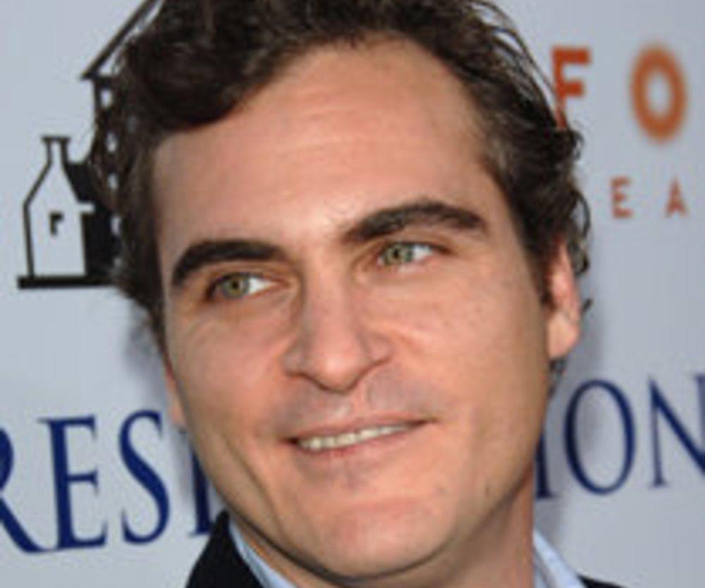 Joaquin Phoenix: Entschuldigung bei David Letterman