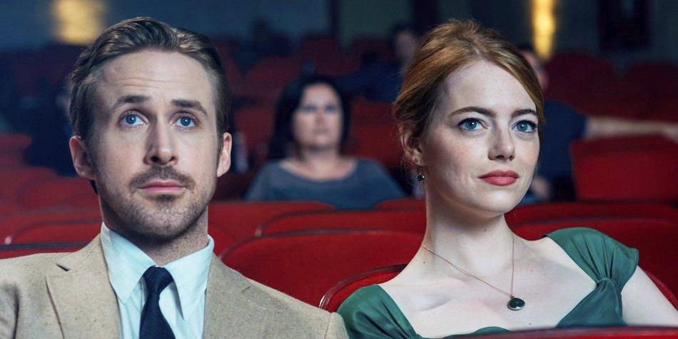Ryan Gosling Emma Stone lala Land