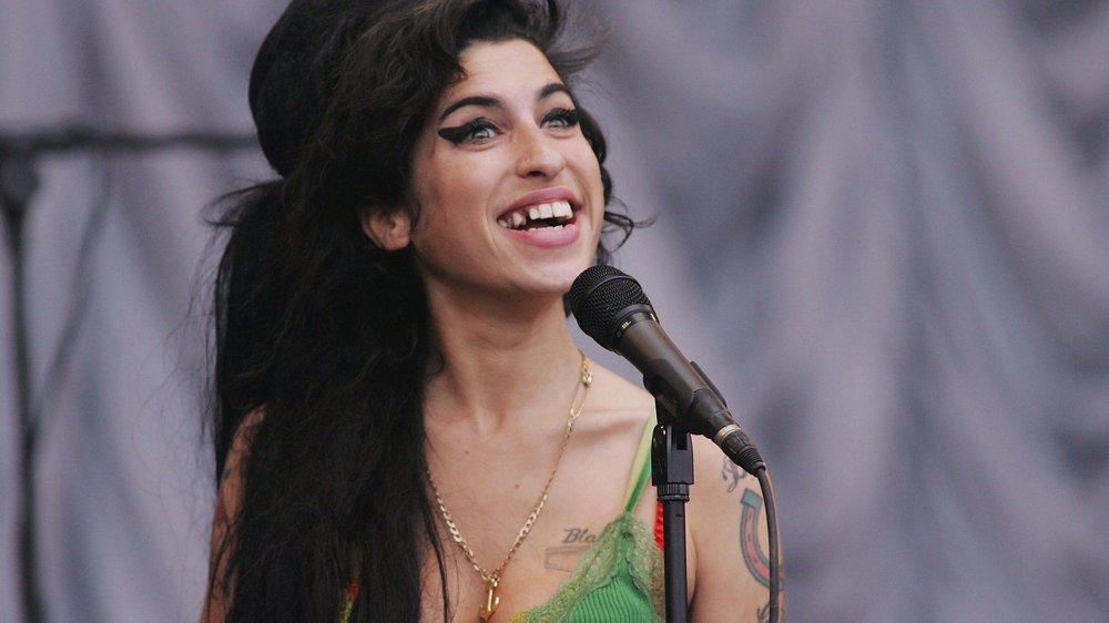 Amy Winehouse: Denkmal aus Bronze geplant