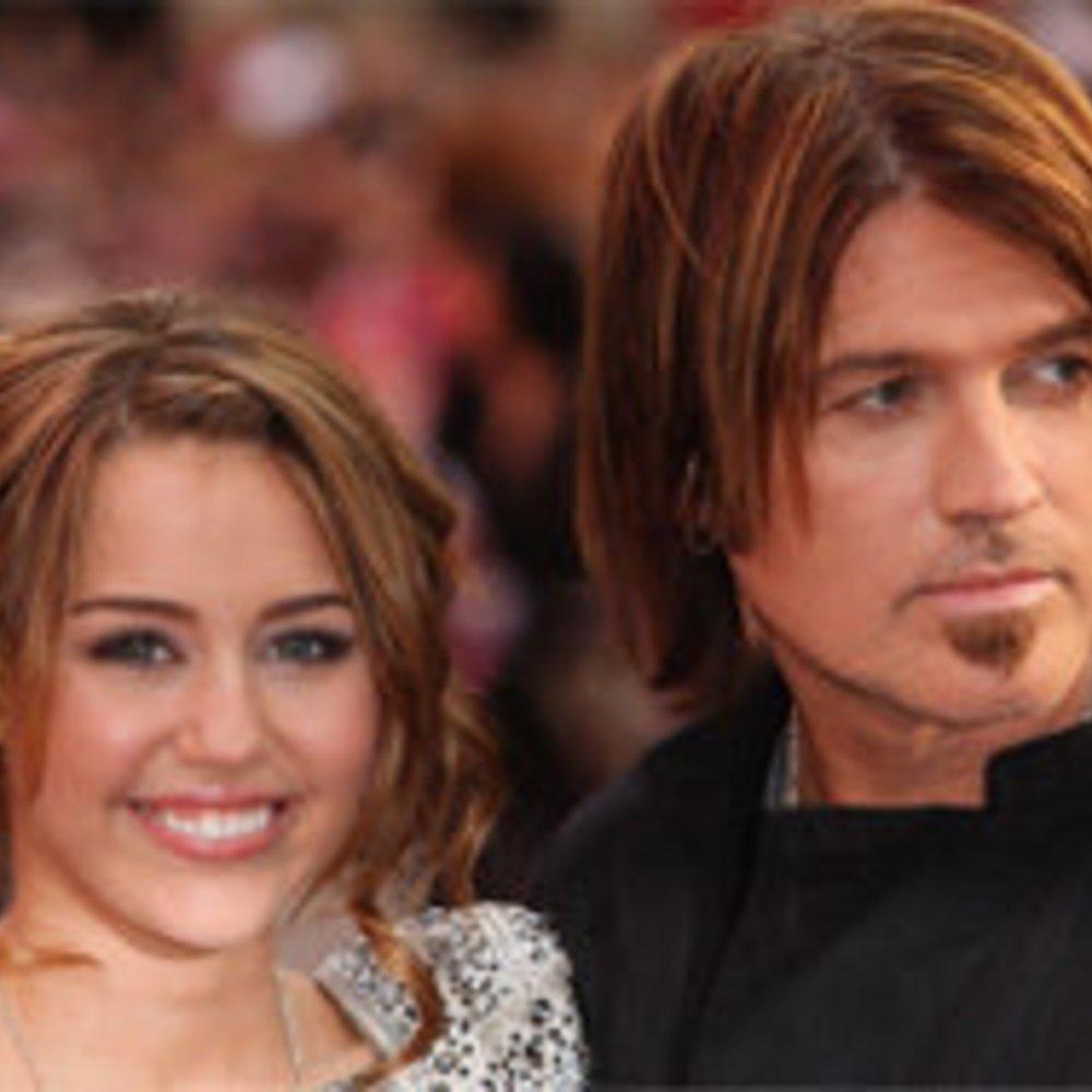 Miley Cyrus: Ihr Vater ist enttäuscht