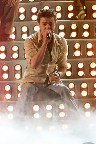 Justin Timberlake - Live-Performer aus Memphis
