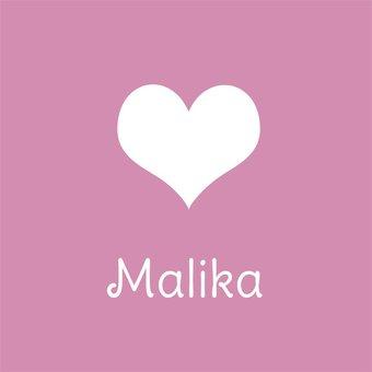 Malika Bedeutung