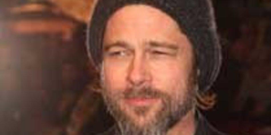 Brad Pitt: Der Bart ist endlich ab!
