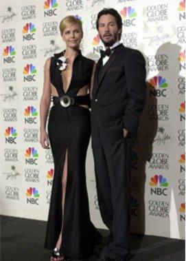 Keanu Reeves und Charlize Theron: Wurde aus Freundschaft Liebe?
