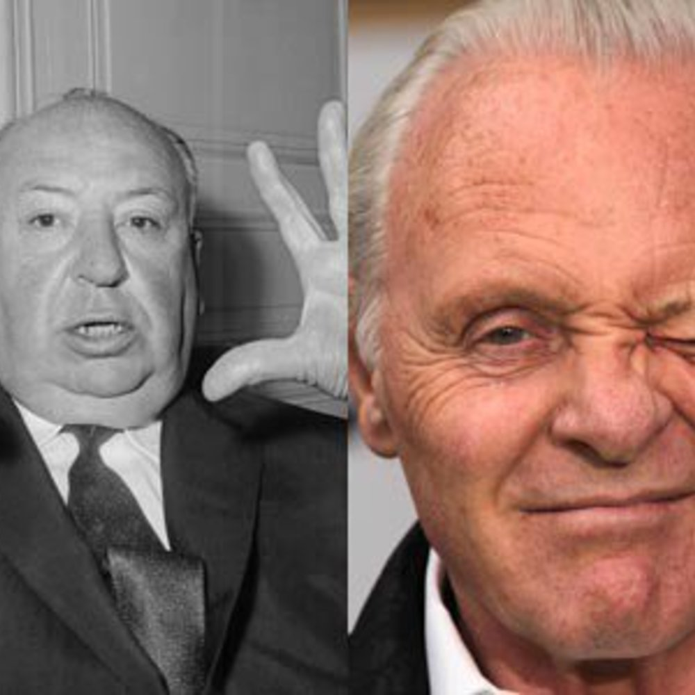 Anthony Hopkins wird Alfred Hitchcock