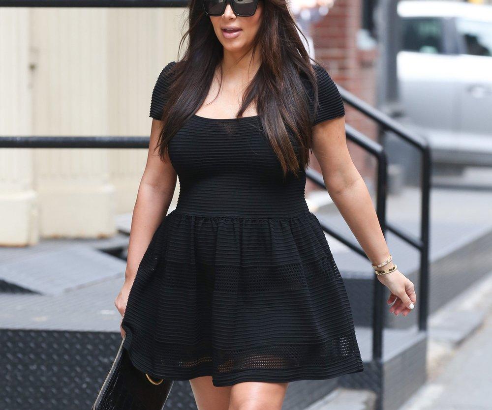 Kim Kardashian meldet sich zurück