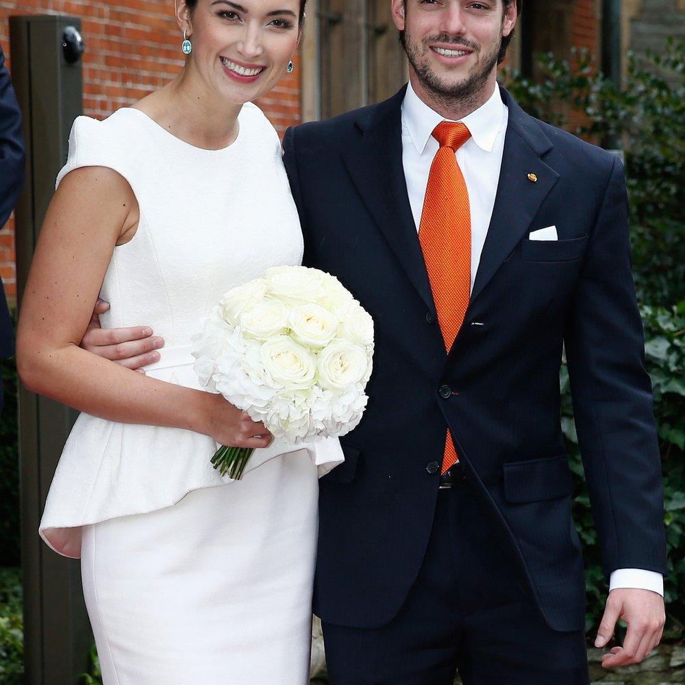 Claire und Felix von Luxemburg: Ihre Liebe soll blühen!