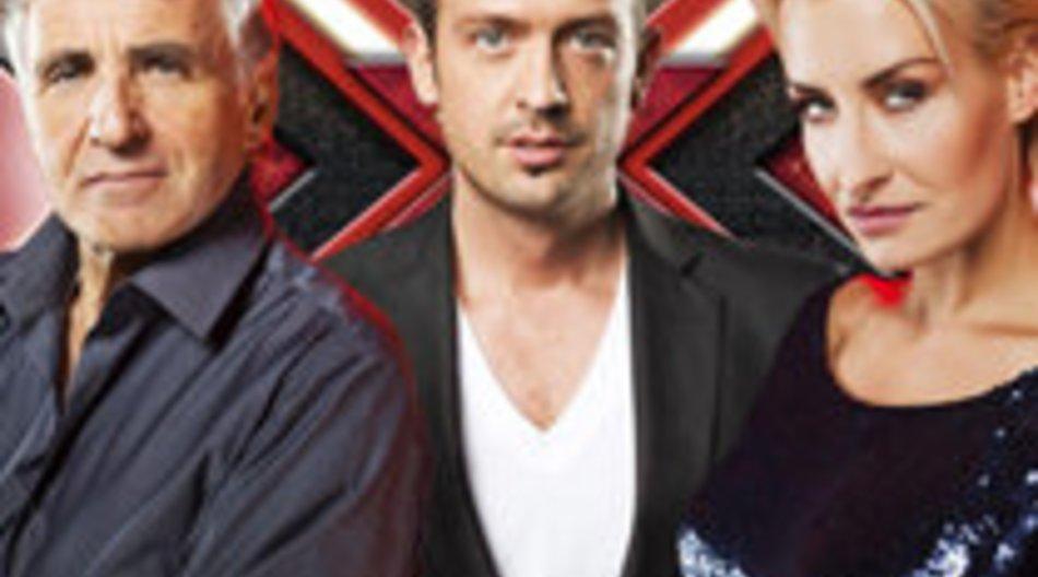 X Factor: Die erste Live-Show