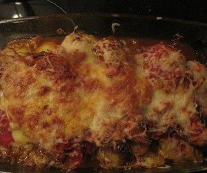 Gemüse Kartoffelauflauf