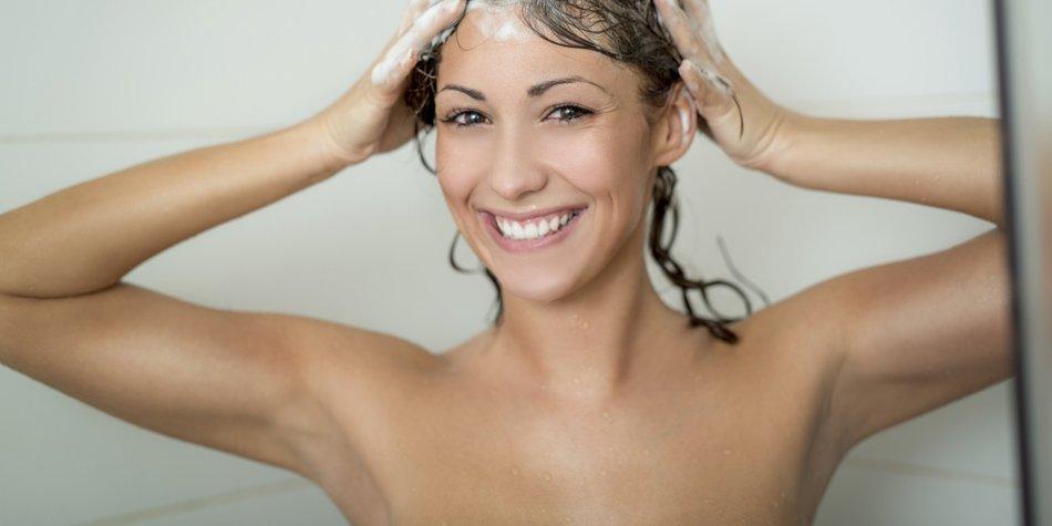 Haar-Spülung