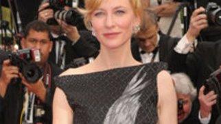"""Cate Blanchett als Galadriel beim """"Hobbit"""""""