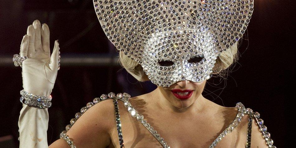 Lady Gaga: Launch ihrer Stiftung für Jugendliche