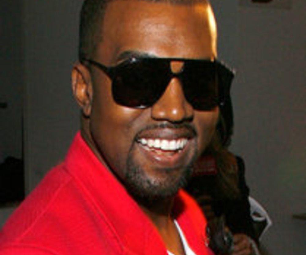 Kanye West verschickt Nacktbilder