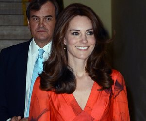 THIMPHU, BHUTAN - APRIL 15: Catherine, Duchess of Cambridge attends a reception celebrating UK and Bhutanese friendship and cooperation at the Taj Hotel on April 15, 2016 in Thimphu, Bhutan. The Royal couple are visiting Bhutan as part of a week long visit to India and Bhutan that has taken in cities such as Mumbai, Delhi, Kaziranga, Bhutan and Agra. (Photo by Mark Large - Pool/Getty Images)