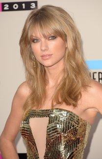 Taylor Swift mit offenen Haaren