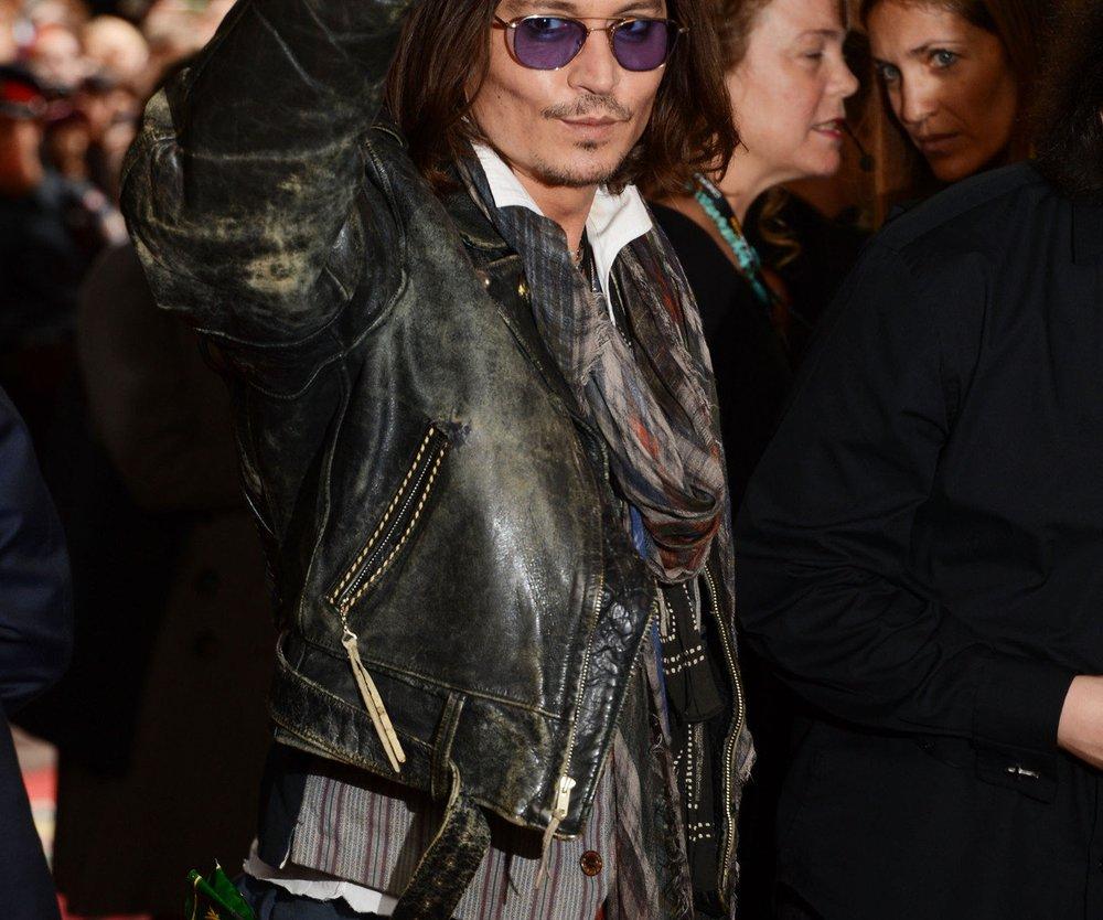 Johnny Depp: Wegen einer Frau verlassen!