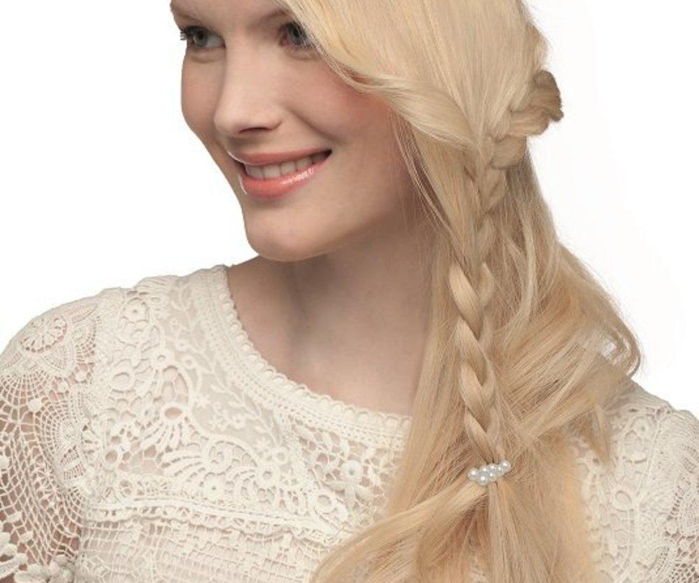 Blonde Haare Desiredde