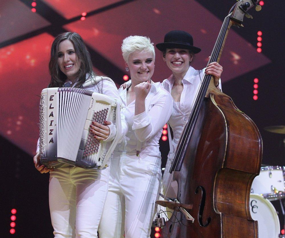 Eurovision Song Contest: Elaiza entdecken Kopenhagen