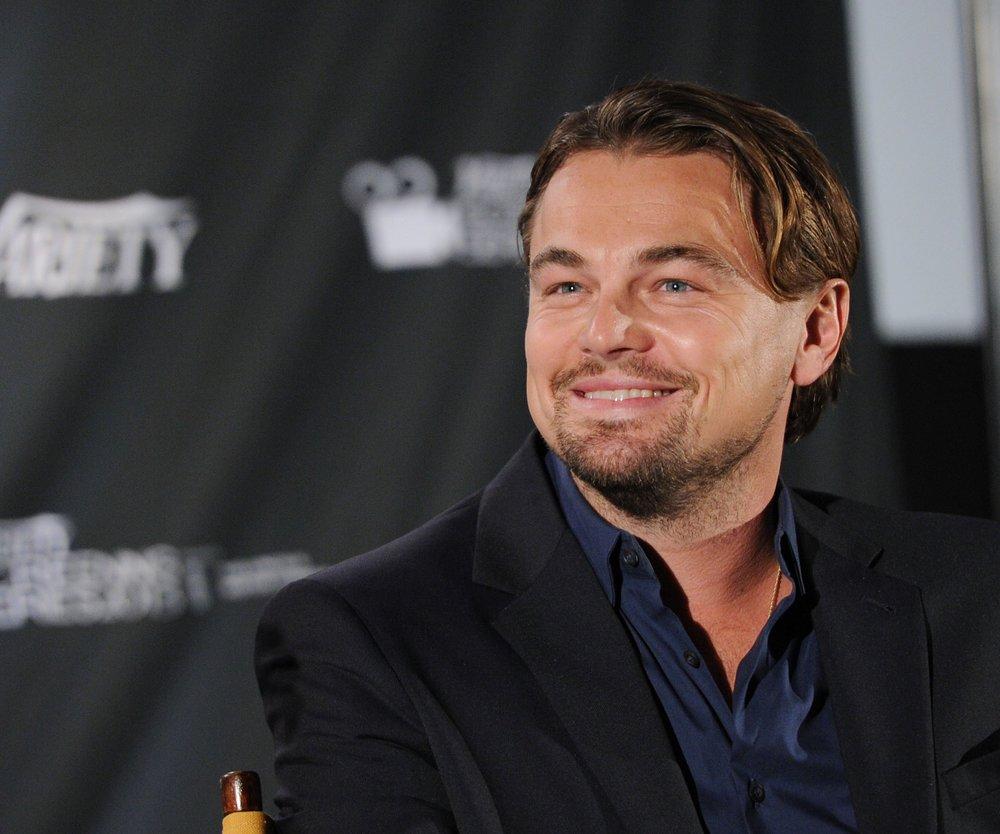 Leonardo DiCaprio ist ein echter Tierfreund