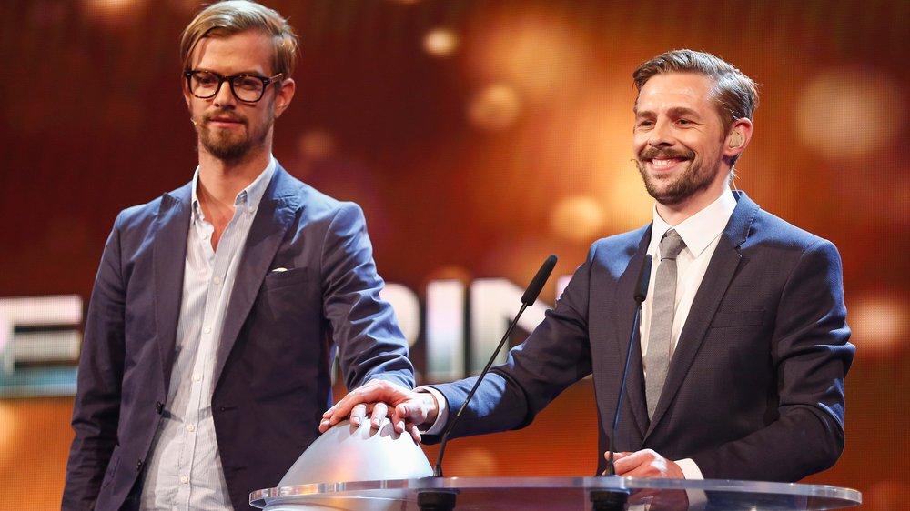 Joko und Klaas crashen den Deutschen Comedypreis