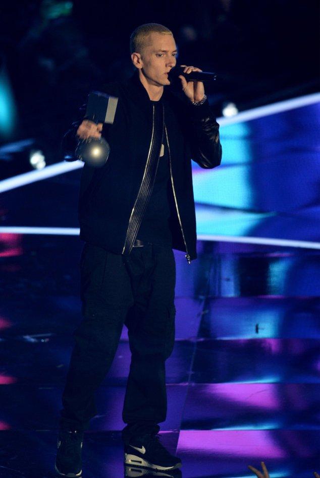Eminem erhält einen Preis