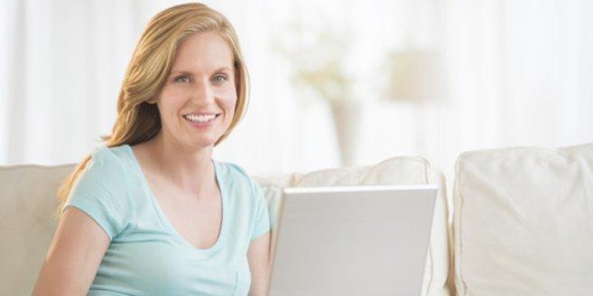 Bei einem Online Schwangerschaftstest erhältst Du eine erste Tendenz.