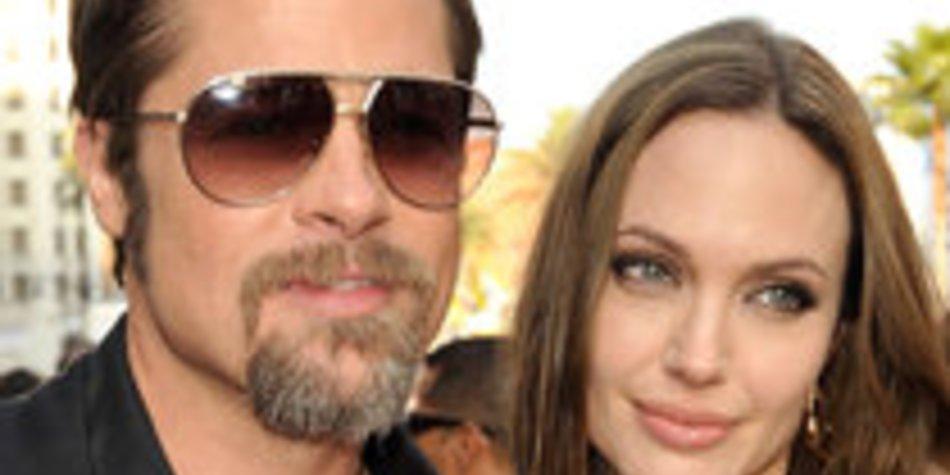 Angelina Jolie: Familientripp