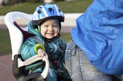 Baby 11 Monate: Raftour mit Baby