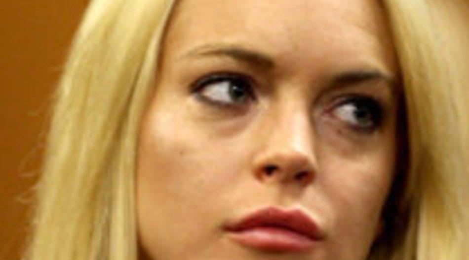 Lindsay Lohan denkt an die Geschäfte