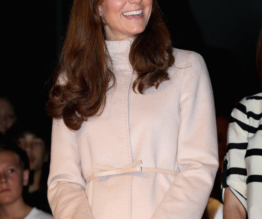 Kate Middleton beim Weihnachts-Lunch der Queen