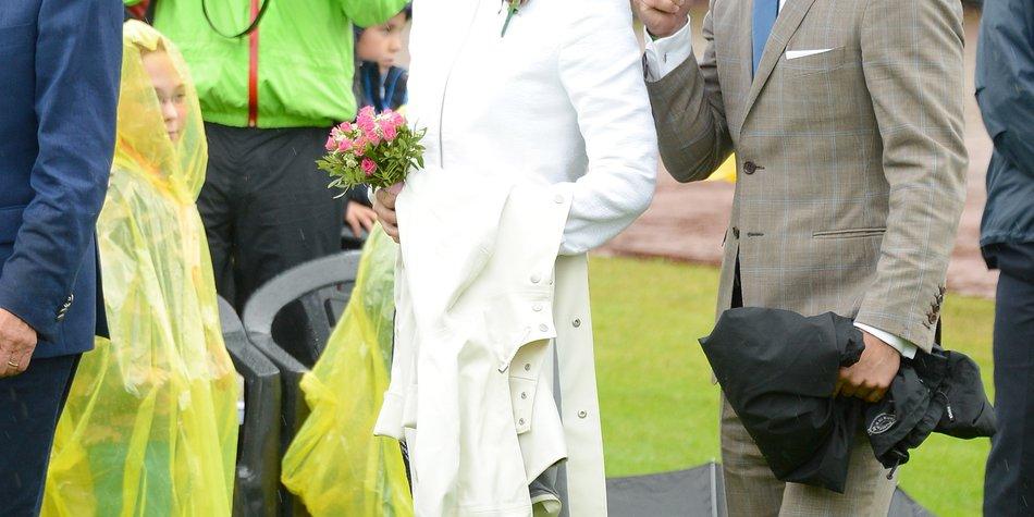 Carl Philip von Schweden und Sofia Hellqvist sind ein ganz normales Paar