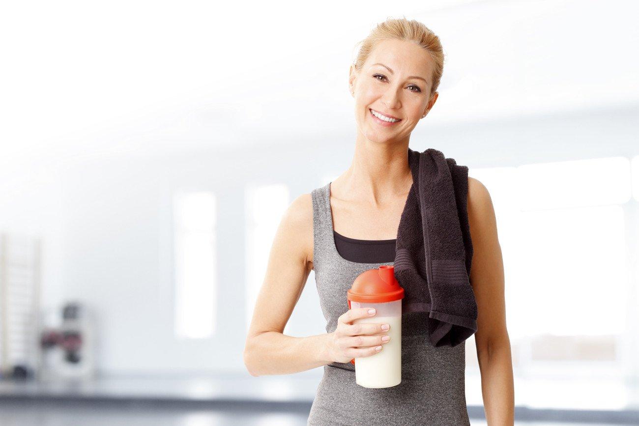 Yokebe Diät mit gesunder Ernährung und Sport unterstützen